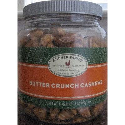 Archer Farms Butter Crunch Cashews 31oz