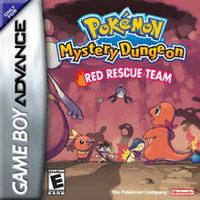 Nintendo Pokemon Mystery Dungeon: Red Rescue Team