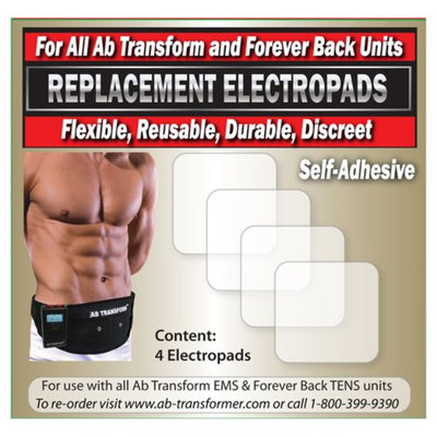 Beautyko BEAUTYKO Replacement Pads for Ab Transform NB771