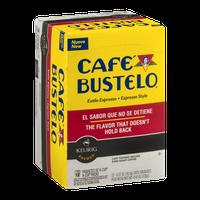 Cafe Bustelo Dark Roast Coffee K-Cups - 12 CT