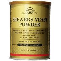 Solgar Brewer's Yeast Powder 14 oz 2pk