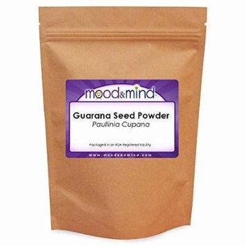 Ultra Premium Guarana Seed Powder (paullinia cupana) 1 lb./16 oz. (448g.)