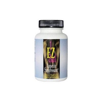 None 1-EZ Diet Appetite Suppressant by Maximum International - 60 Capsules