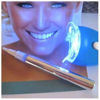 Dental Supply Co. Usa 35-percent Teeth Whitening Pen and Rapid Accelerator Light