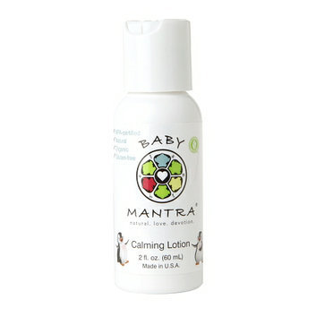 Baby Mantra Claming Lotion Travel Size