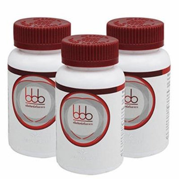 bbb Weight Loss Supplement 30 Capsules/bottle Pack of 3 (For 3 Months)