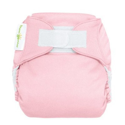 bumGenius One-Size Hook & Loop Closure Cloth Diaper 4.0 - Albert