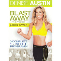 Denise Austin: Blast Away the Pounds - Indoor Walk