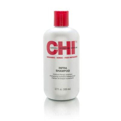 CHI Infra Moisture Therapy Shampoo, 12 fl oz