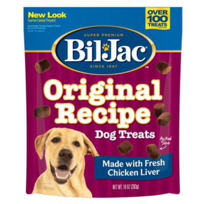 Bil-JacA Original Recipe Dog Treat