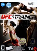 THQ UFC Personal Trainer <Wii>