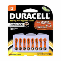 Duracell Hearing Aid Zinc Air Batteries#13
