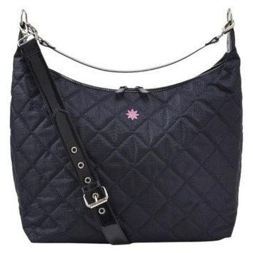 JP Lizzy Indigo Tangerine Hobo Diaper Bag - Navy Blue