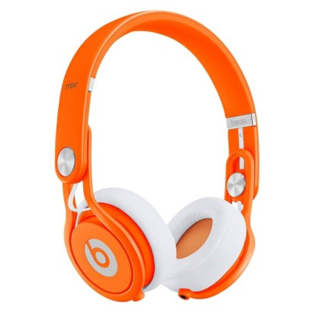 BEATS by Dr. Dre Beats by Dre Mixr Headphones - Neon Orange