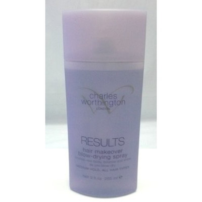 Charles Worthington Results Stay Smooth Iron Protection Spray 9 Fl Oz