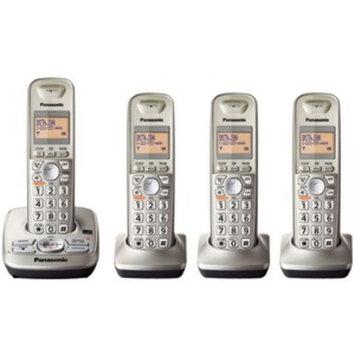 Panasonic Expandable Phone, Cordless, Gold Kx-tg4224n 29wk12