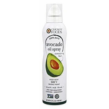 Chosen Foods - 100% Pure Avocado Oil Spray - 4.7 oz.