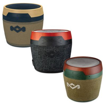 The House Of Marley Chant BT Mini Bluetooth Speaker Navy, One Size