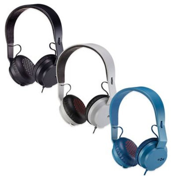 The House Of Marley ROAR Headphones Navy, One Size