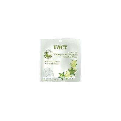 Facy : Whitening Collagen Tissue Mask Intense Melanin Block Beauty Product of Thailand