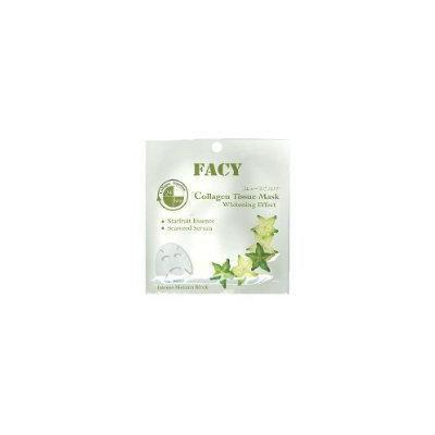 Facy : Whitening Collagen Tissue Mask Intense Melanin Block Beauty Product of Thailand