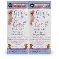 Wellements Gripe Water, Two - 4 Fluid Ounce Bottles