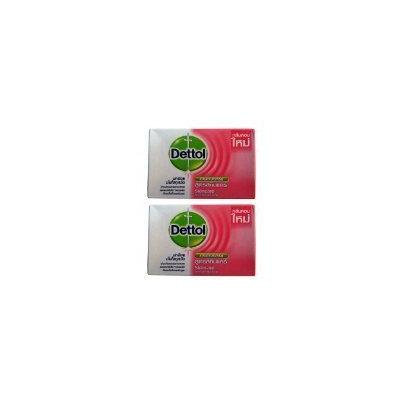 Skincare Anti-bacterial Soap Body Soap Bar by Dettol 70g. (Packs of 2)