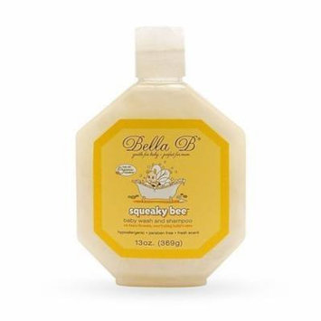 Squeaky Bee - Baby Wash and Shampoo 13 oz