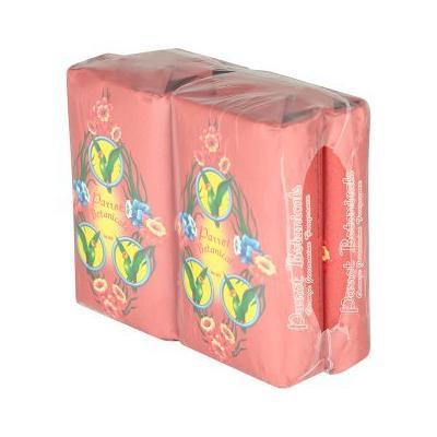 Parrot Botanicals Orange Jessamine Fragrance Bar Soap 75g x 4pcs