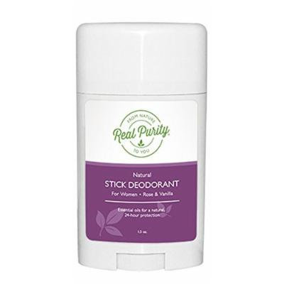Real Purity Women's Natural Stick Deodorant