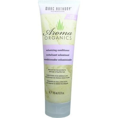 Marc Anthony Cosmetics Inc. Marc Anthony True Professional Series Aroma Organics Volumizing Conditioner With Aloe & Tea Tree for Fine/Thin Hair, 8.3 fl. oz. (245 ml)