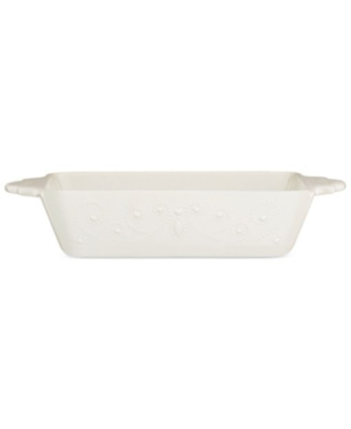 Lenox French Perle Square Baker