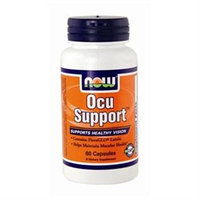 NOW Foods - Ocu Support - 60 Capsules formerly Eye Support