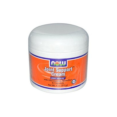 NOW Foods - Joint Support Cream - 4 oz.