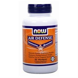 NOW Foods - Air Defense Immune Booster - 90 Vegetarian Capsules