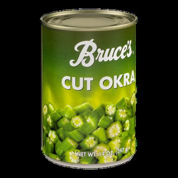 Bruce's Cut Okra