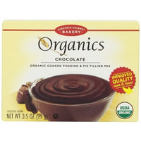 Dr. Oetker European Gourmet Bakery, Organics Pudding Mix, Chocolate, 3.5 Ounce (Pack of 12)