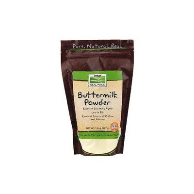 NOW Foods - Buttermilk Powder - 14 oz.
