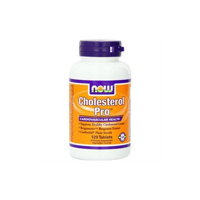 NOW Foods - Cholesterol Pro - 120 Tablets