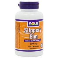 NOW Foods Slippery Elm 400 mg Caps