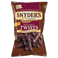 Snyder's Of Hanover Pumpernickel & Onion Braided Twists