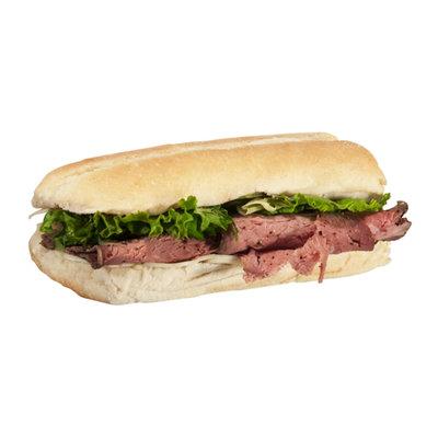 Ahold Roast Beef Sub