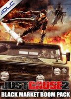 Avalanche Studios Just Cause 2: Black Market Boom Pack