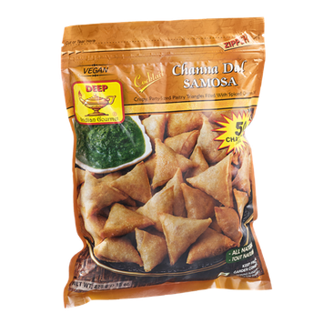 Deep Channa Dal Samosa - 50 CT