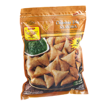 Deep Channa Dal Samosa - 50 CT