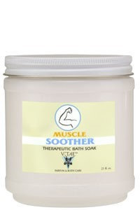 V'tae Parfum & Body Care Muscle Soother Bath Soak V'TAE Parfum and Body Care 22 oz Bath Salt