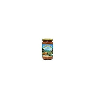 OrganicVille Organic Salsa, Pineapple with Agave Nectar, 12-Ounce (Pack of 6)