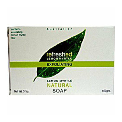 Tea Tree Therapy Lemon Myrtle Soap Exfoliating 3.5 oz