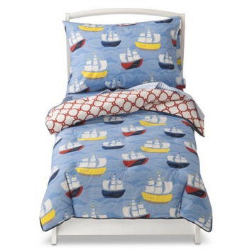 Room 365 Regatta 4 Piece Toddler Set