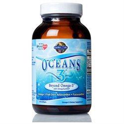 Garden of Life Oceans 3 - Beyond Omega 3, 60 Softgels